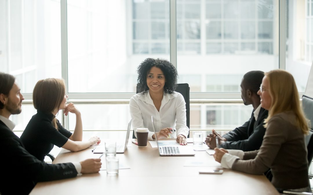 Do companies with women CEOs do better ? And why this is important for us non CEO women
