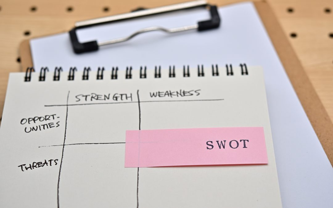 How a SWOT analysis can build your financial stability
